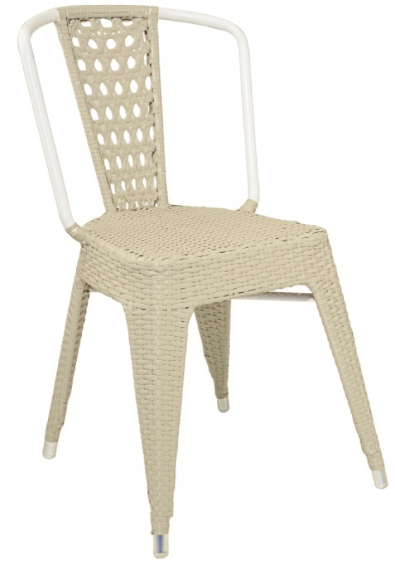 Tolix Rattan-S Chair