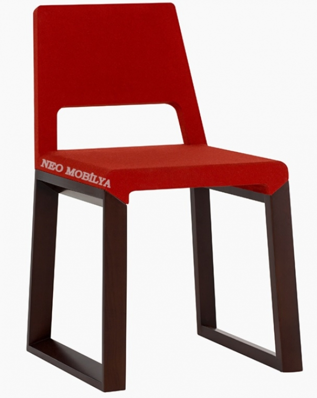 NEO-CS115Z Free Wooden Chair
