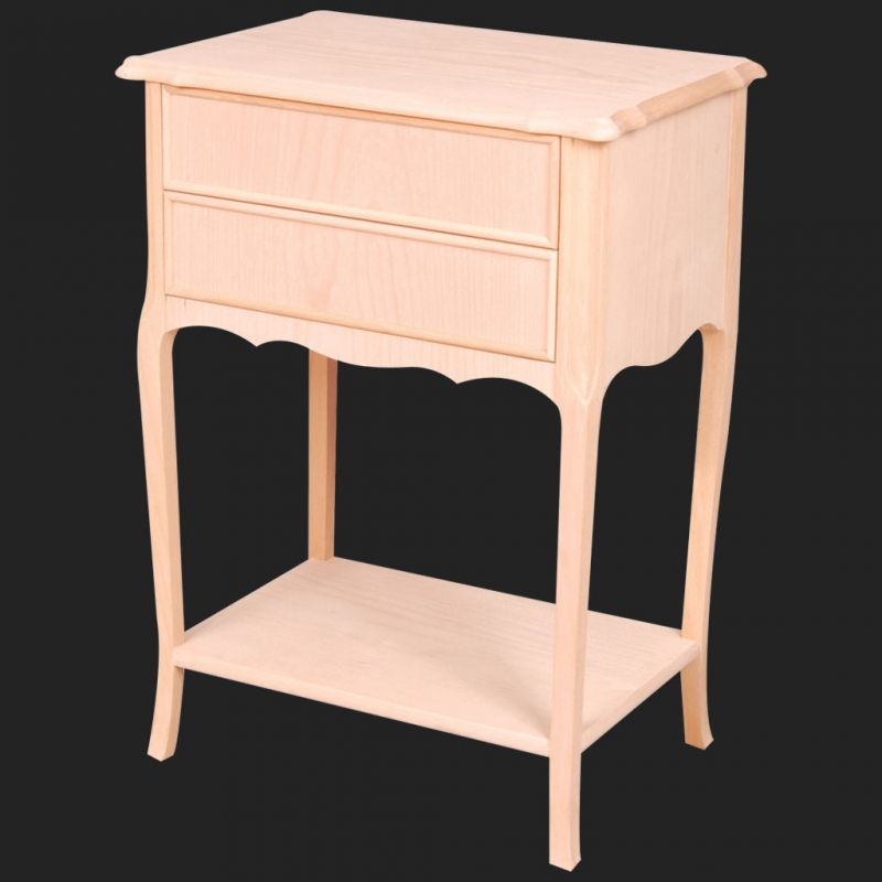 NEO-2516 2-Drawer Telephone Table